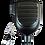 Thumbnail: Автомобильная радиостанция Racio R1100