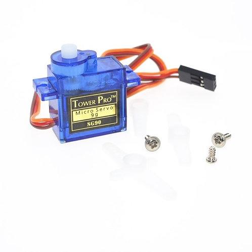 Микро сервопривод SG90 (Futaba Trex 450 SG90)
