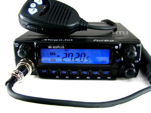 Радиостанция MEGAJET 600 Plus Turbo