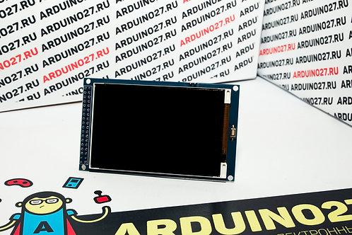 "3.2"" 320х480 TFT LCD цветной дисплей"