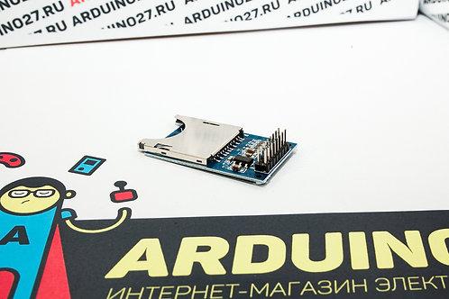 Модуль SD/microSD-карты для Arduino