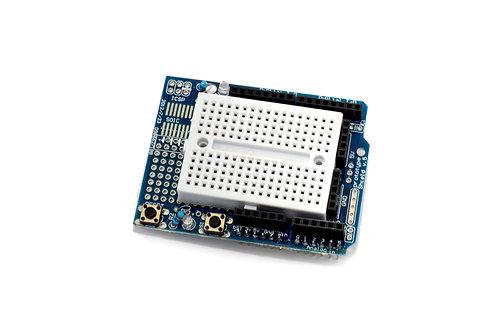 Плата расширения для Arduino Uno c макетной платой на 170 точек