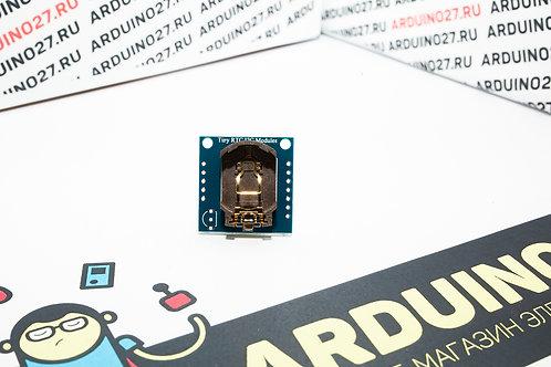 Tiny RTC I2C модуль часов реального времени (без батареи)