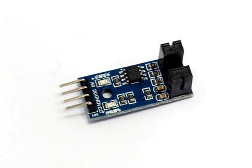 4 PIN Инфракрасный Датчик Скорости Модуль Для Arduino/51/AVR/PIC 3.3 В-5 В