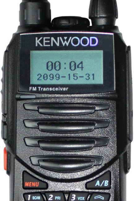 Kenwood TK-UVF8 MAX EXTREME