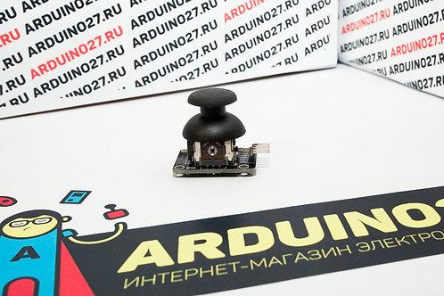 Двухосевой xy джойстик управления ps2/arduino