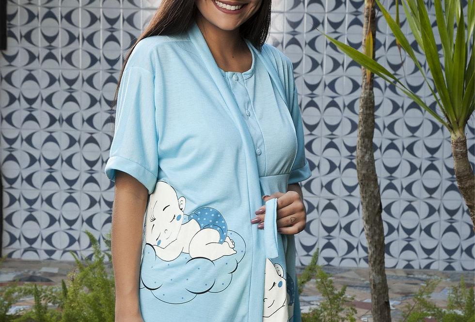 Camisola + Robe | Maternidade