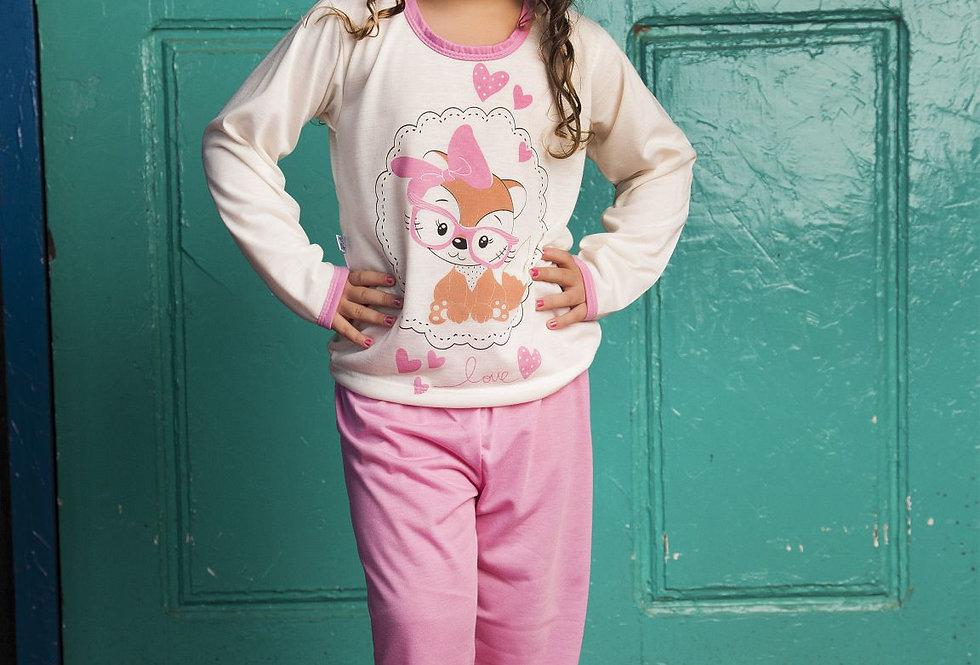 Pijama - Longo | Gatinha