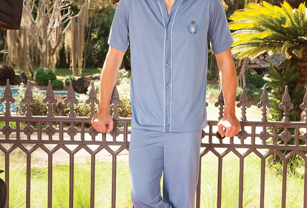 Pijama Aberto | Botões