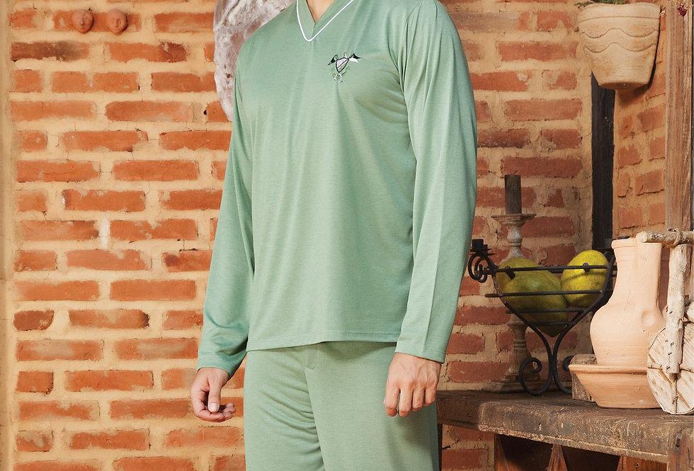 Pijama | Bordado