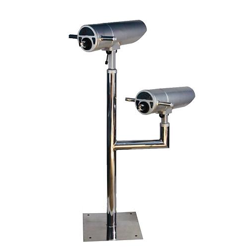 Utsiktskikare, dubbel (25x, 80mm)