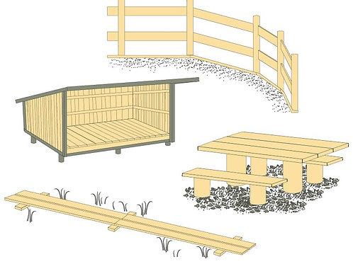 Snickerier och byggnationer (offertförfrågan)