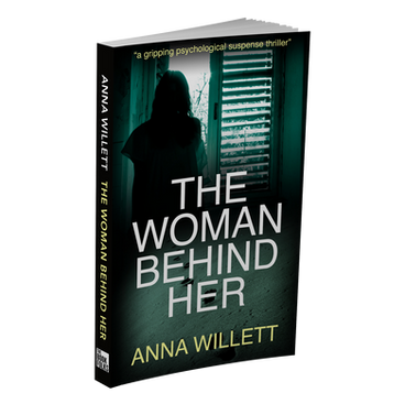 THE WOMAN BEHIND HER