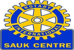 Member of Sauk Centre Rotary