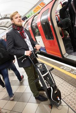 Homologada pel transport públic.