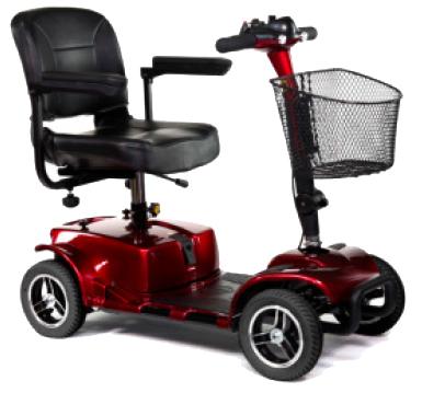 Scooter de 250 W. Autonomia 25 Km.