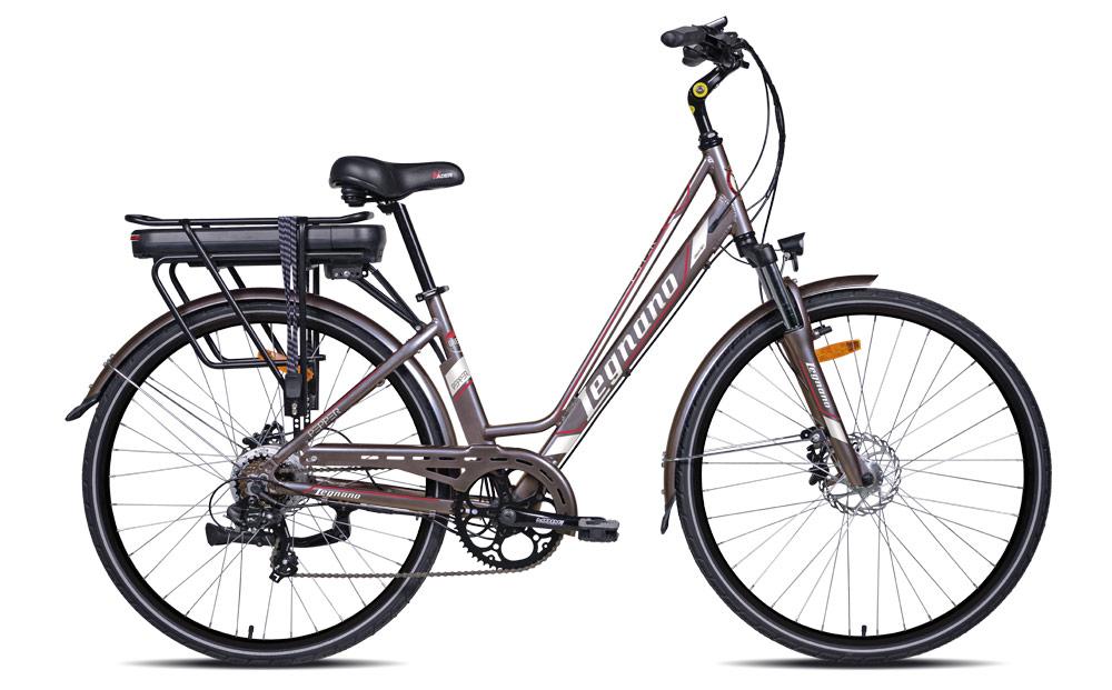 Bici electrica de passeig