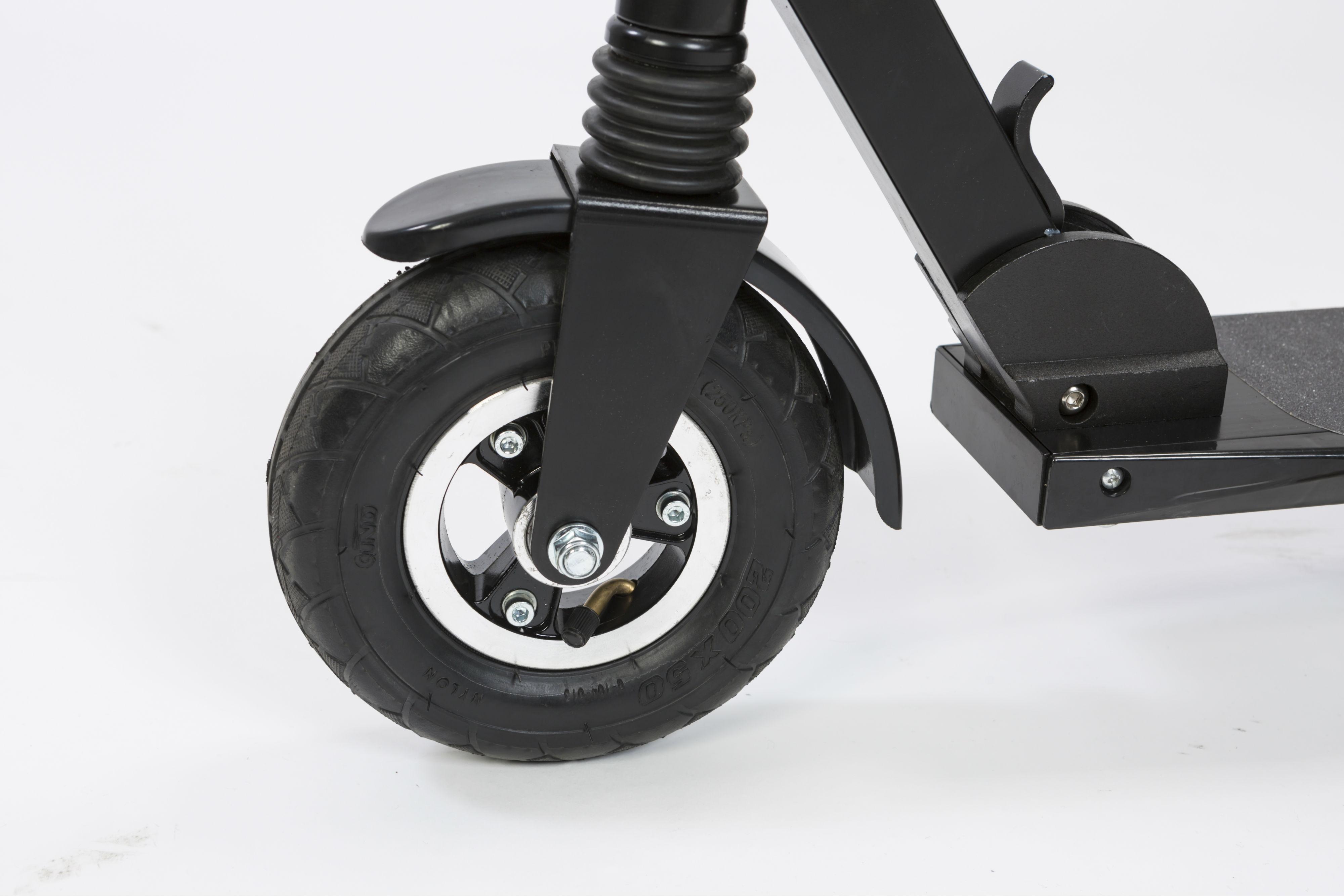 neumático-delantero-scooter-con-amortiguador