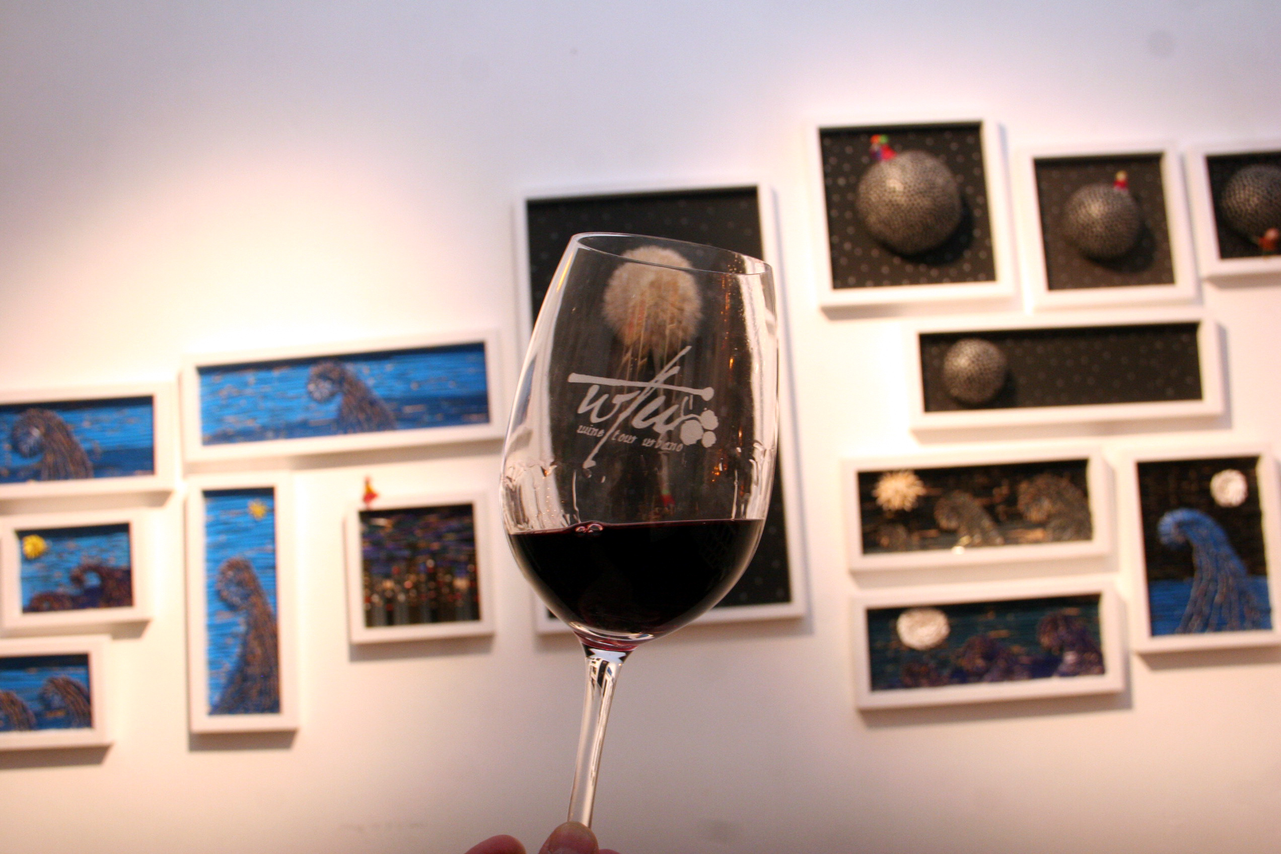 Wine tour urbano