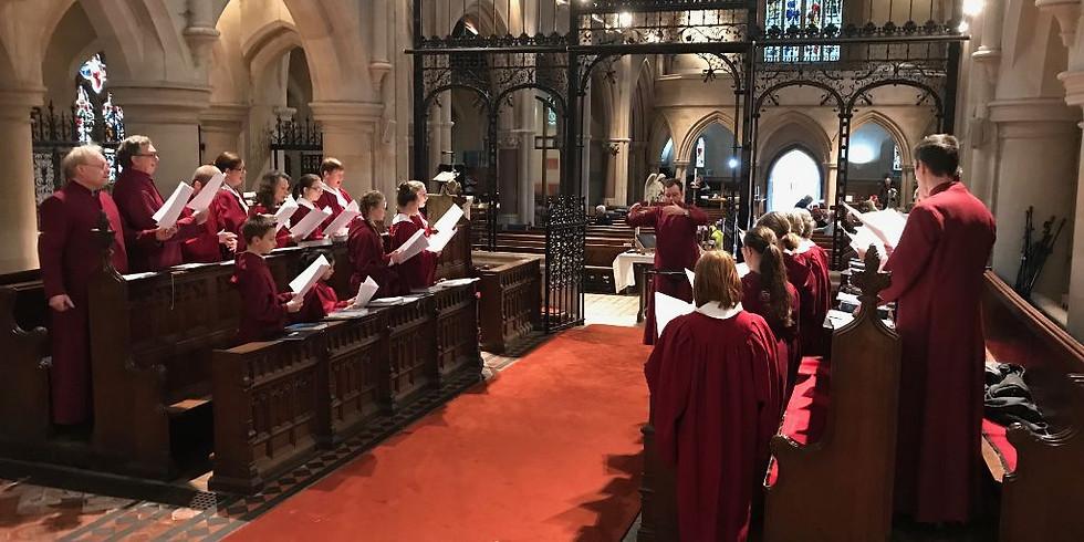 St John's Choir Summer Concert