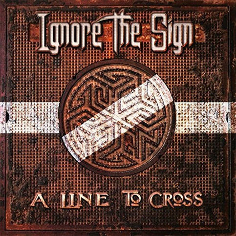 "Album preorders ""A Line To Cross"" now available!"