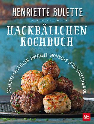 Henriette Wulff - Kochbuch - Hackbällchen - Buletten