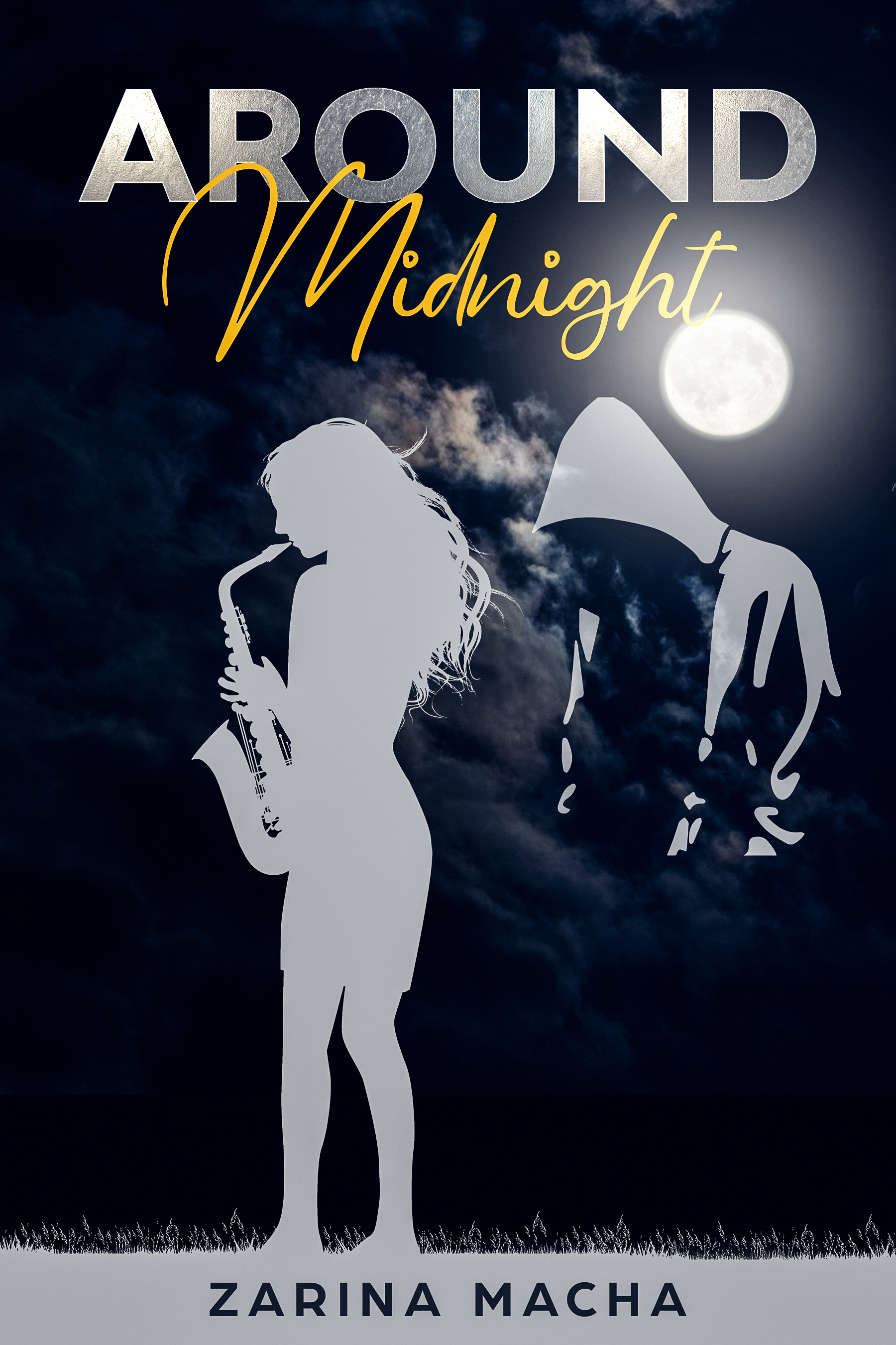 Around Midnight eBook Cover