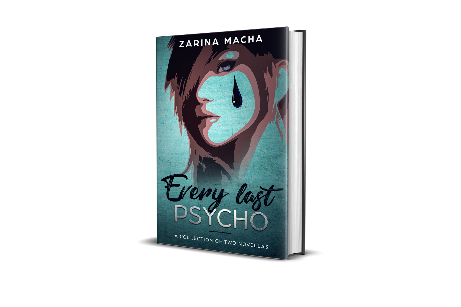 Every Last Psycho 3D Cover