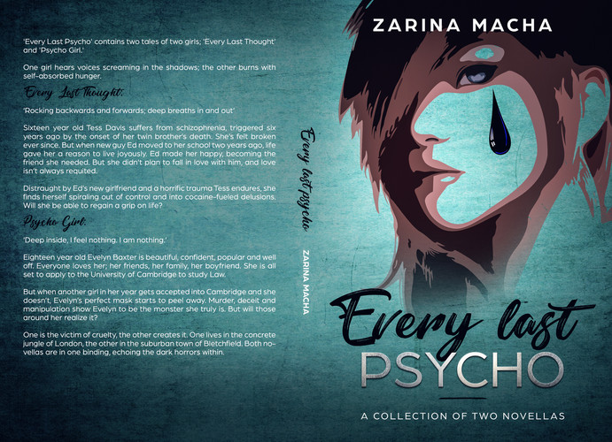 Every Last Psycho Paperback Cover