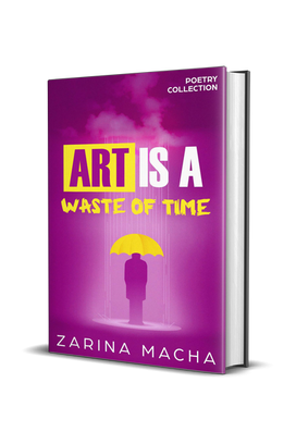 Art is a Waste of Time 3D Cover