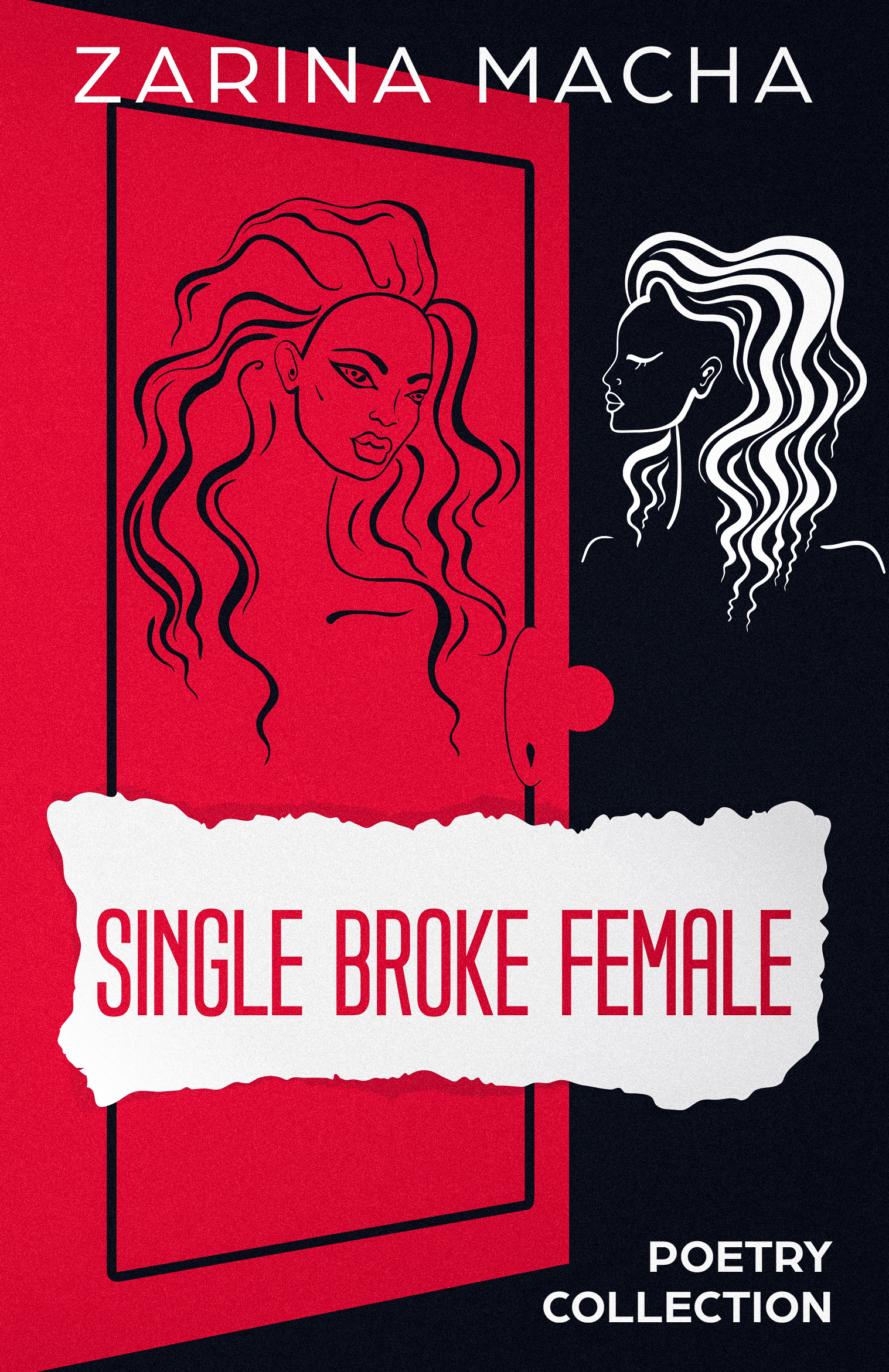Single Broke Female eBook Cover