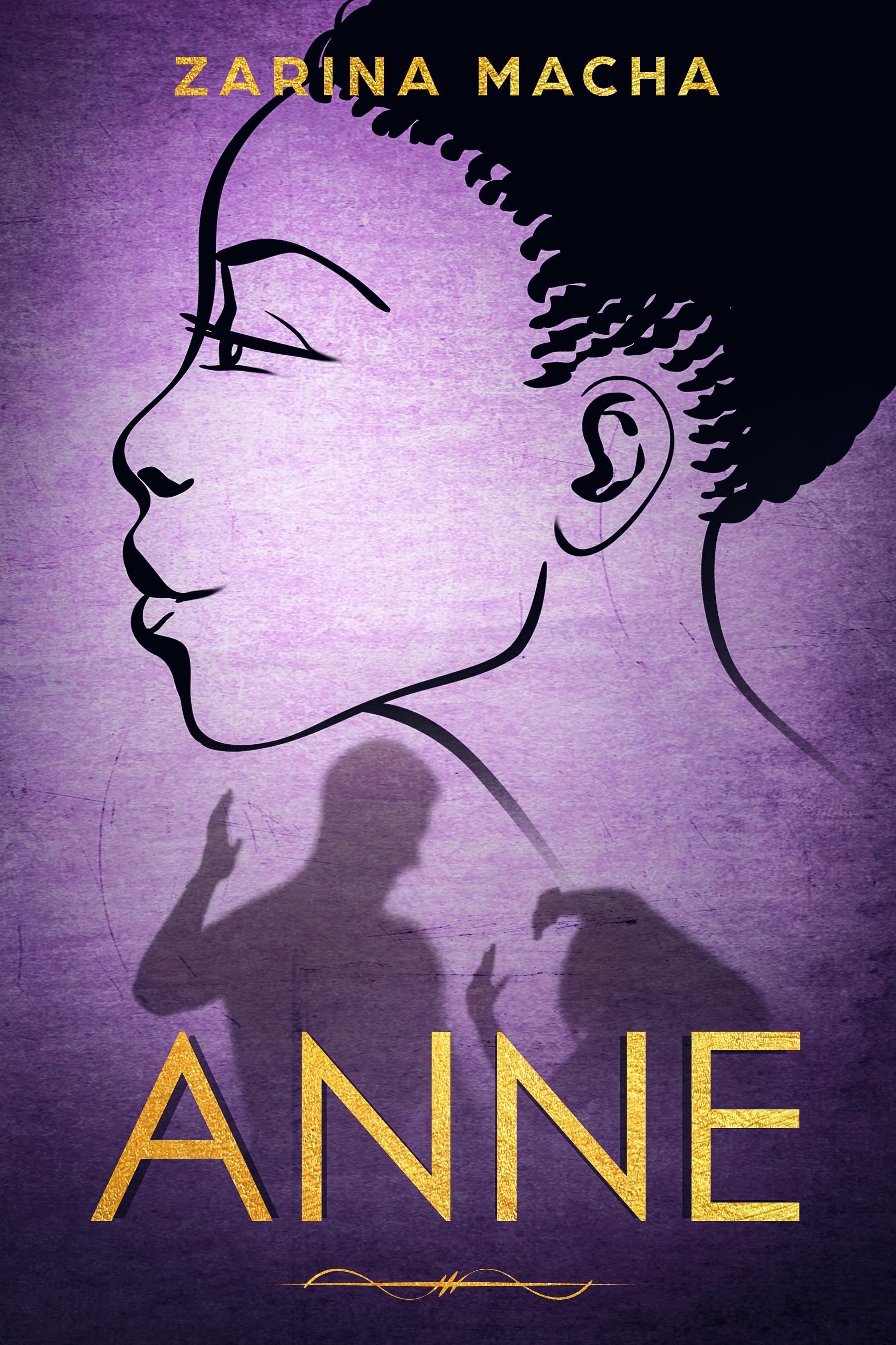 Anne eBook Cover
