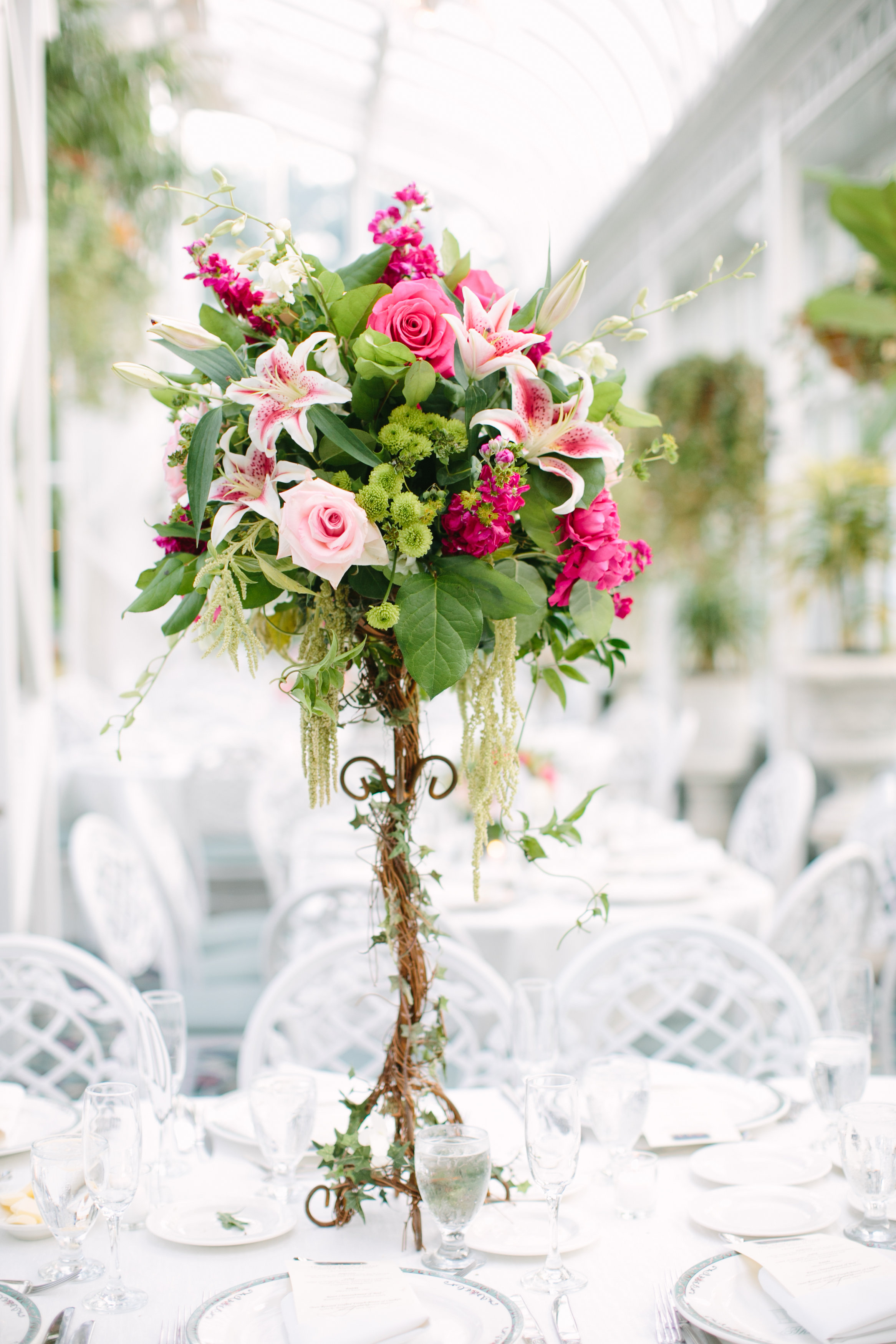 Centerpiece | bella fiori floral and event design