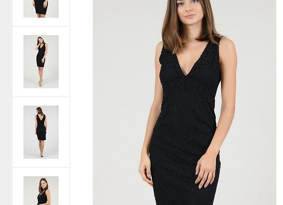 MB Lace Dress