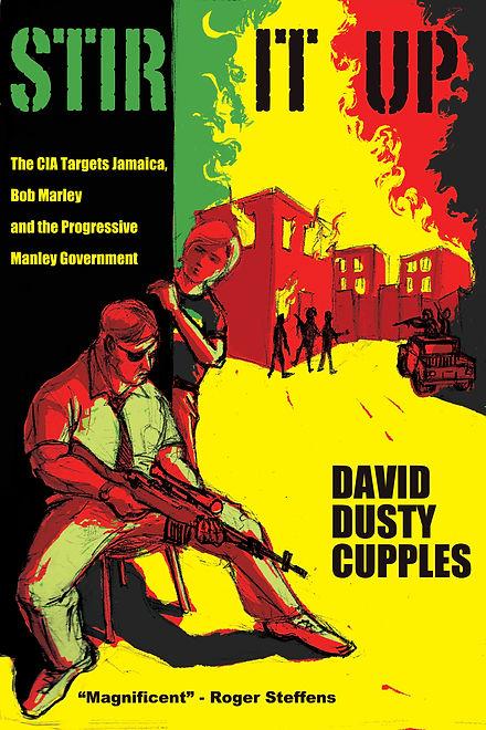 top Bob Marley books Bob Marley novels Jamaica CIA destabilization of Jamaica