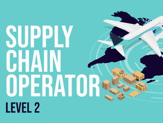 Supply Chain Operator Level 2