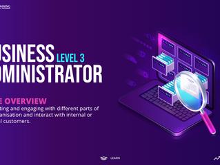Spotlight: Business Administrator Level 3