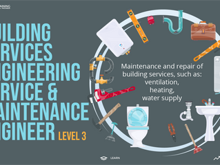Spotlight: Building Services Engineering Service and Maintenance Engineer Level 3