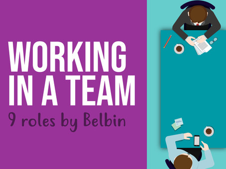 Working in a Team
