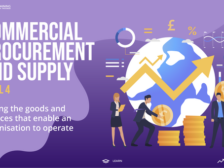 Commercial Procurement and Supply Level 4
