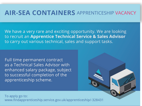 AIR-SEA Apprenticeship Opportunity