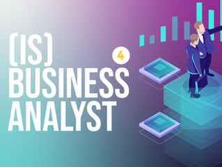 IS Business Analyst Level 4