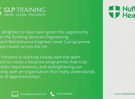 Nuffield Health Apprenticeships