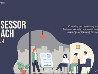 Assessor Coach Level 4