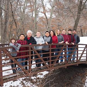 Marshall Family 2016