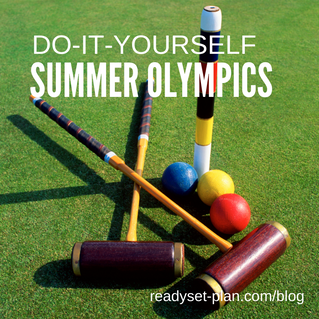 Do-it-Yourself Summer Olympics