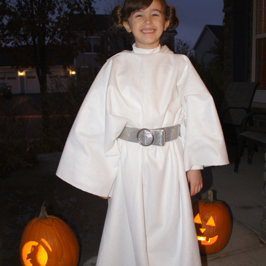 DIY Princess Leia