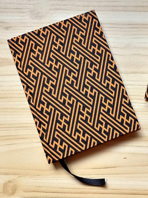 Caderno Pequeno Estampado