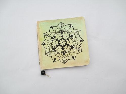 Caderno Journal Aqua