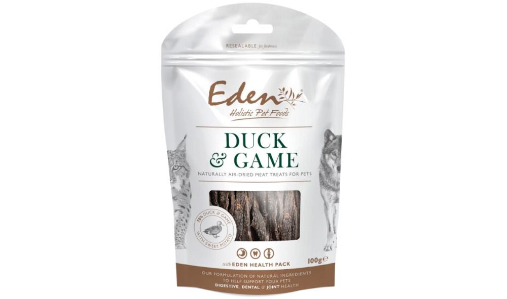 Eden Duck & Game - Hunde og katte godbid